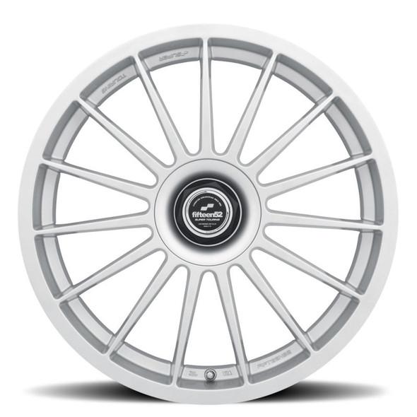fifteen52 Podium 20x8.5 5x112/5x114.3 45mm ET 73.1mm Center Bore Speed Silver Wheel