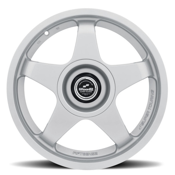 fifteen52 Chicane 18x8.5 5x108/5x112 45mm ET 73.1mm Center Bore Speed Silver Wheel