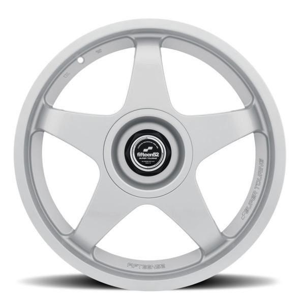 fifteen52 Chicane 20x8.5 5x112/5x114.3 35mm ET 73.1mm Center Bore Speed Silver Wheel