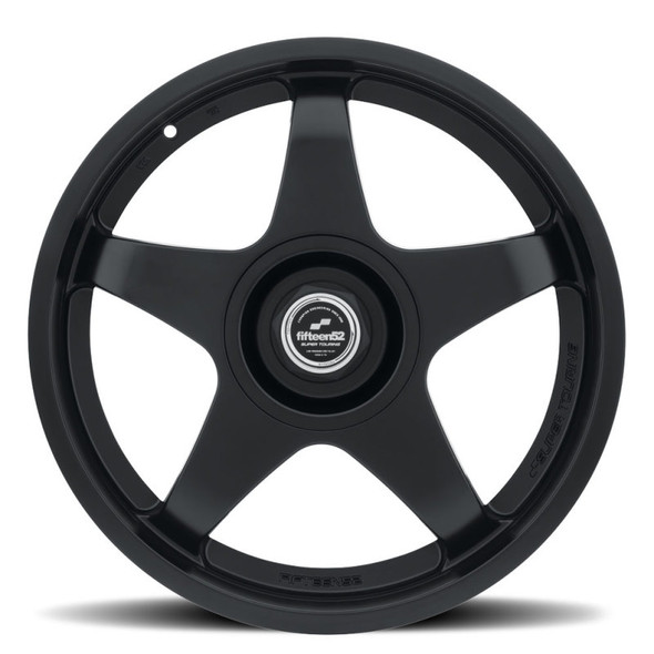 fifteen52 Chicane 20x8.5 5x112/5x114.3 35mm ET 73.1mm Center Bore Asphalt Black Wheel