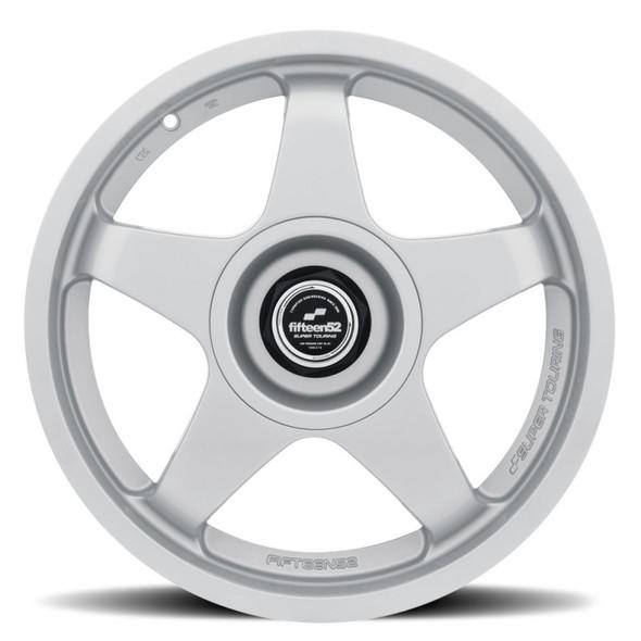 fifteen52 Chicane 20x8.5 5x112/5x114.3 45mm ET 73.1mm Center Bore Speed Silver Wheel