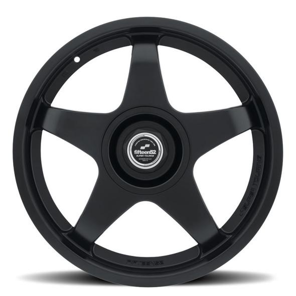 fifteen52 Chicane 20x8.5 5x112/5x114.3 45mm ET 73.1mm Center Bore Asphalt Black Wheel