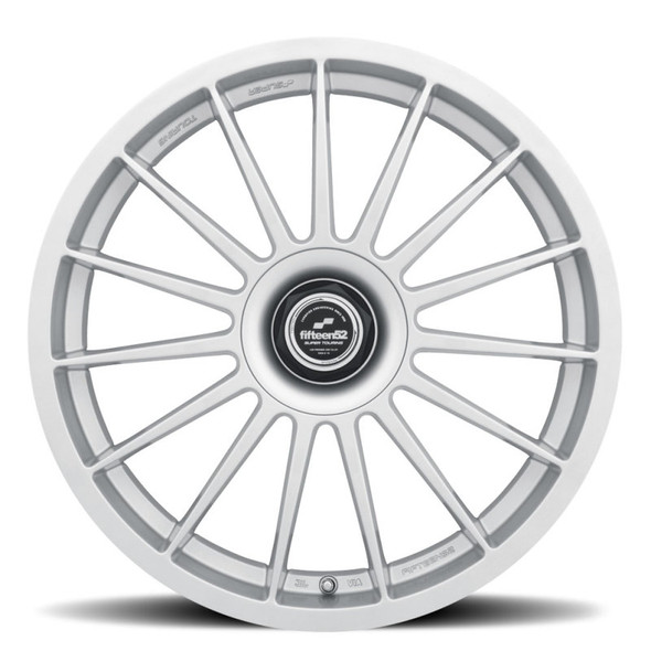 fifteen52 Podium 19x8.5 5x108/5x112 45mm ET 73.1mm Center Bore Speed Silver Wheel