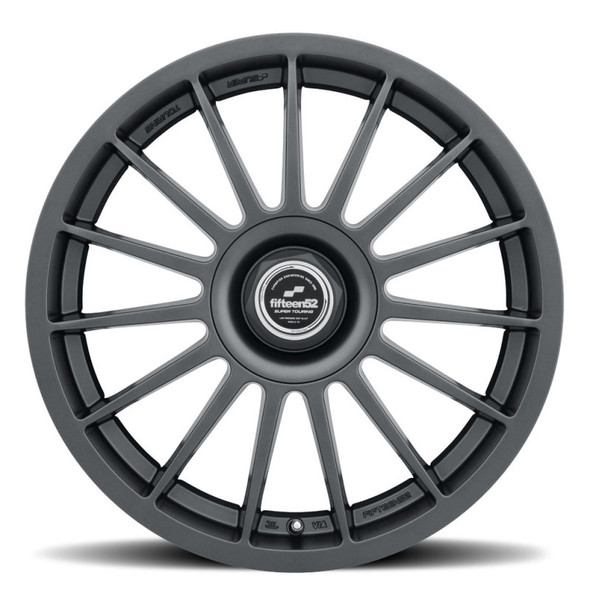 fifteen52 Podium 20x8.5 5x112/5x114.3 35mm ET 73.1mm Center Bore Frosted Graphite Wheel