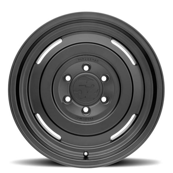 fifteen52 Analog HD 17x8.5 6x139.7 0mm ET 106.2mm Center Bore Asphalt Black Wheel