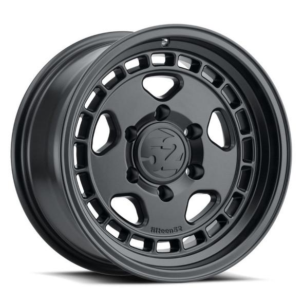 fifteen52 Turbomac HD Classic 16x8 6x139.7 0mm ET 106.2mm Center Bore Asphalt Black Wheel