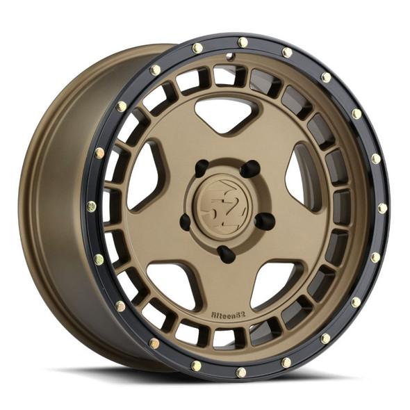 fifteen52 Turbomac HD 20x9 6x139.7 18mm ET 106.2mm Center Bore Block Bronze Wheel