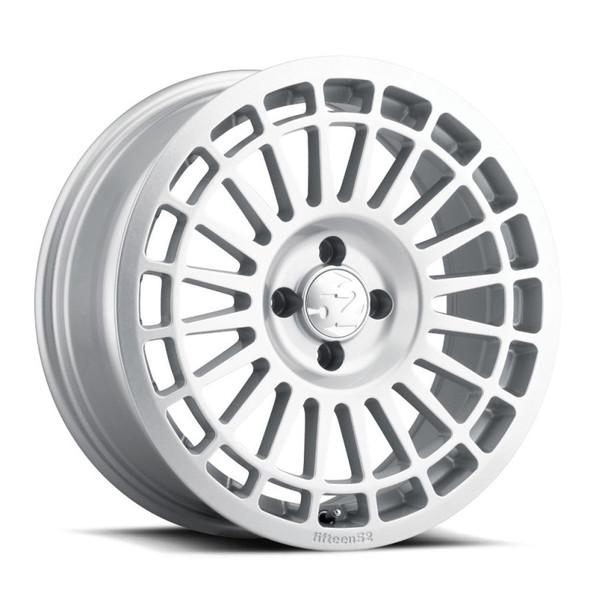fifteen52 Integrale 17x7.5 4x108 42mm ET 63.4mm Center Bore Speed Silver Wheel