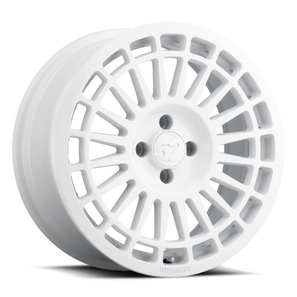 fifteen52 Integrale 17x7.5 4x108 42mm ET 63.4mm Center Bore Rally White Wheel