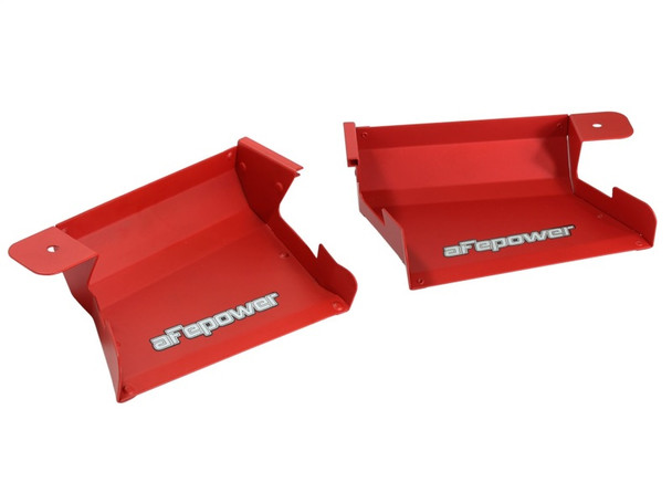 aFe MagnumFORCE Intakes Scoops AIS BMW 335i (E90/92/93) 07-13 L6-3.0L (Red)