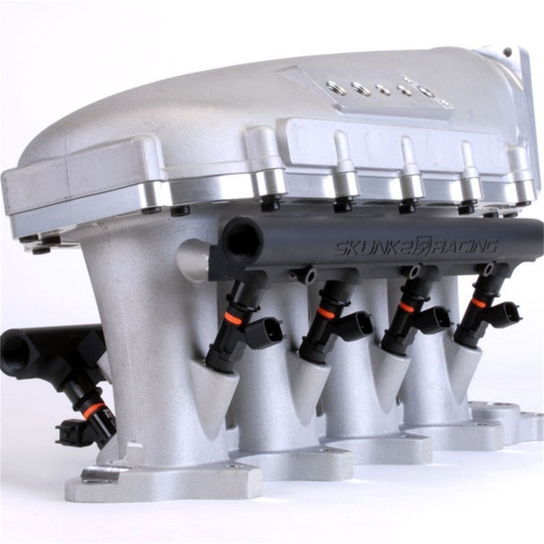 Skunk2 B Ultra Race Manifold Secondary Black High Volume Fuel Rails