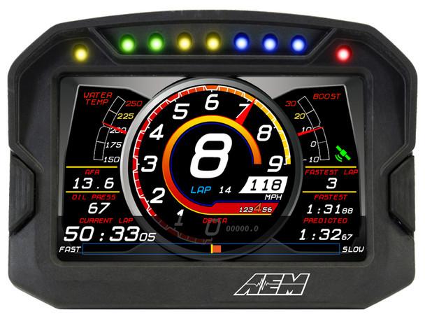AEM CD-5 Carbon Dash POP Display