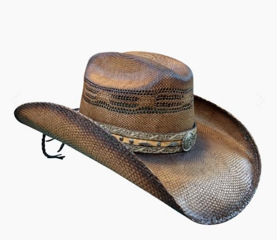 Corral Dust Straw Hat