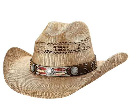 TrailBlazer Straw Hat