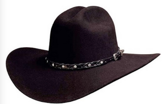 space cowboy lil nas x hat