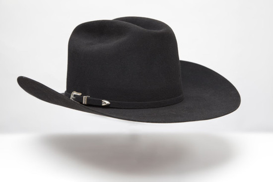 American Hat Co. 20X Beaver Fur Hat Black
