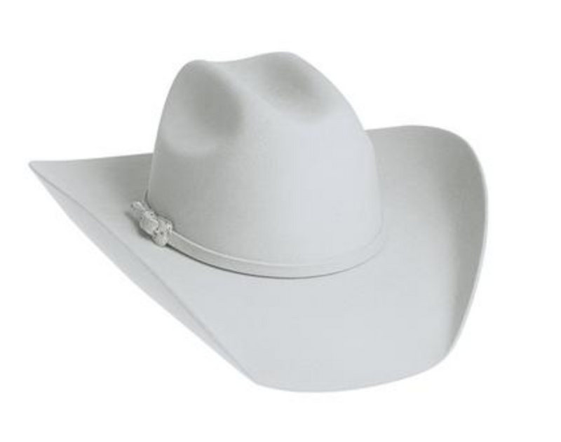 Classic Silver Belly Wool Hat