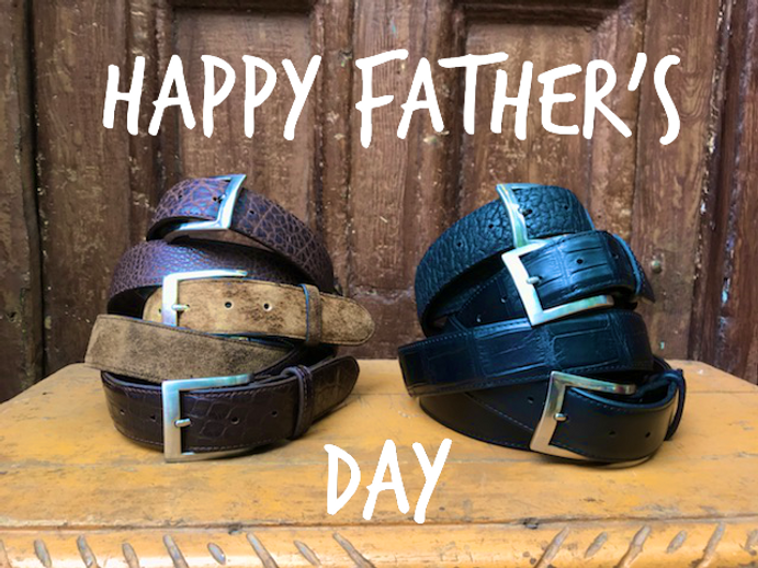 Let's Go for Some Western Style This Father's Day