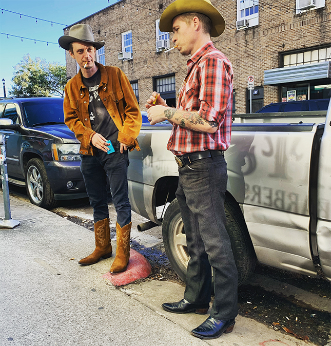 Space Cowboy Boots, New York's Premier Western Boot Store in Nolita