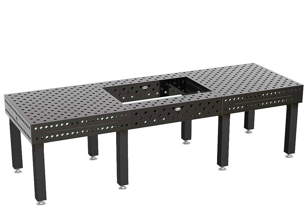 Siegmund 28 3000 mm x 1200 mm Versatile Table Assembly