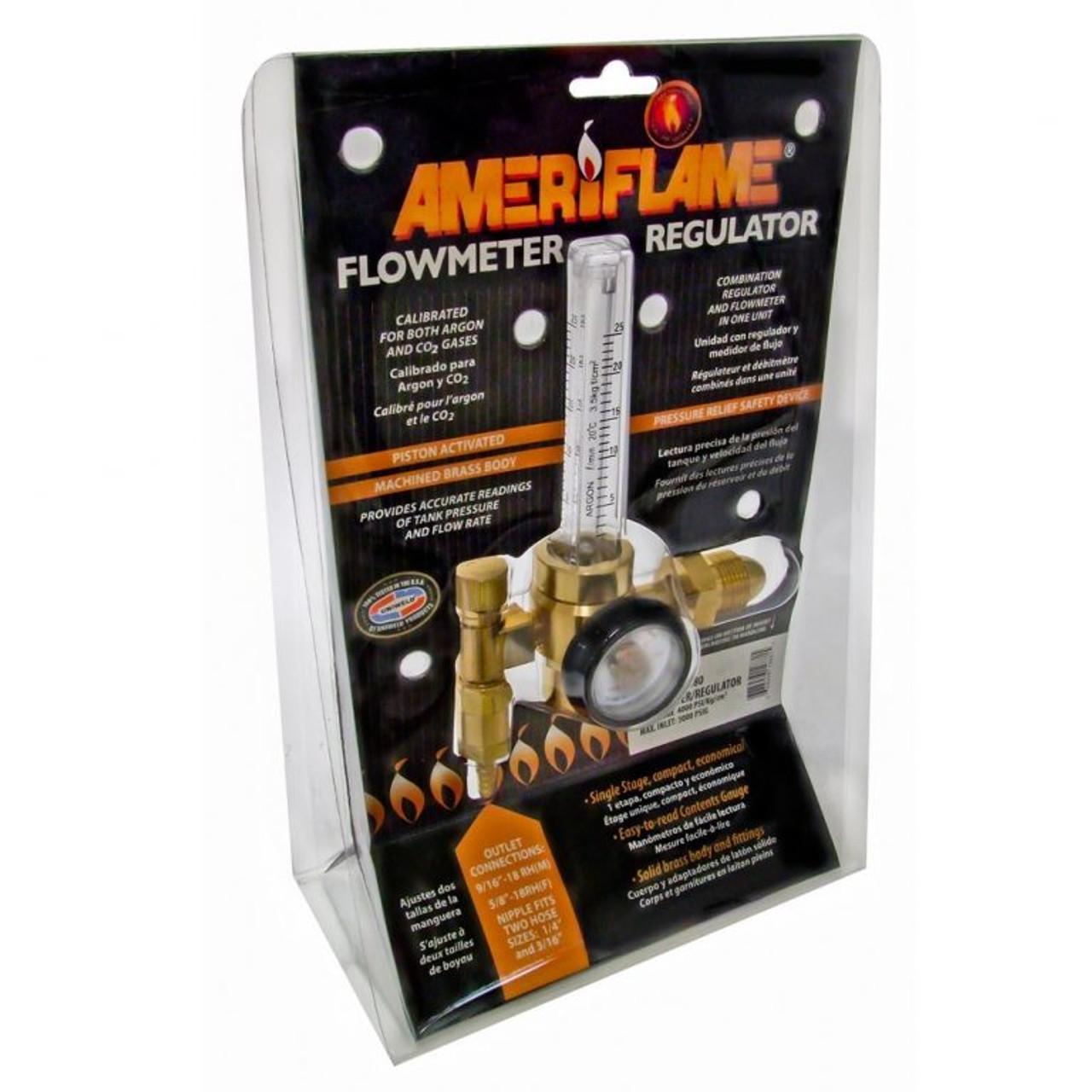 Ameriflame Flowmeter-Argon