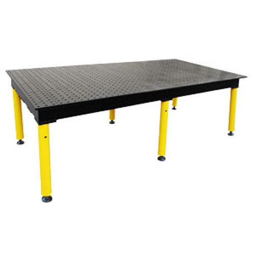 Build Pro Max 8 x 4 Nitrided Welding Table
