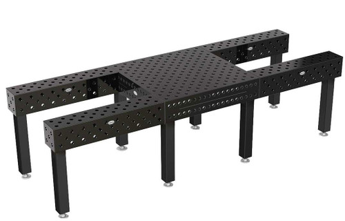 Riser Blocks For Connecting and Extending Tables. 1000 mm x 200 mm x 200 mm