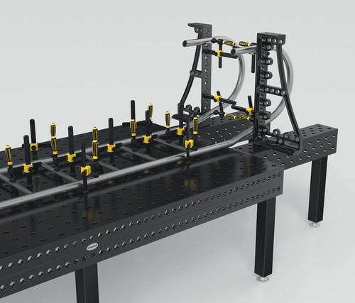 Siegmund Heavy Duty Cast Squares, 500 mm Height R