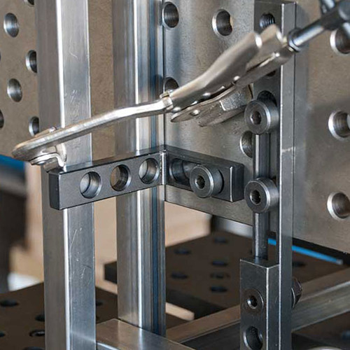 """BuildPro Right Angle Brackets From 2"""" to 12"""""""