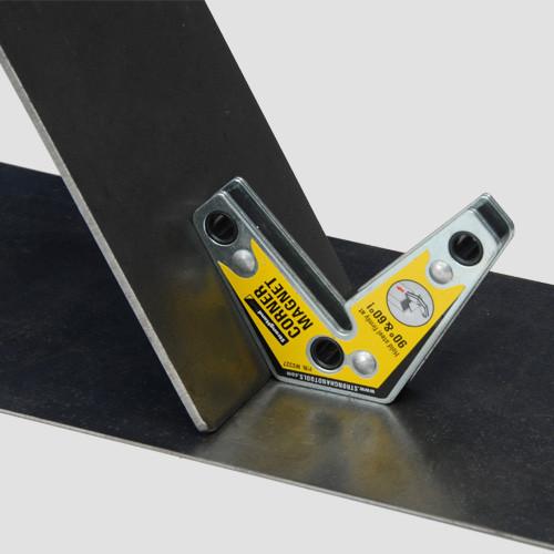 StrongHand MST327  Corner Magnet 2-Pack