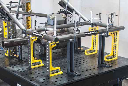 Build Pro T50230 Clamping Square Used With Riser Blocks