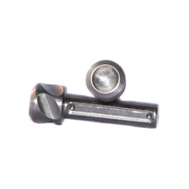 Titanium AR-15 Easy Pull Pin Set