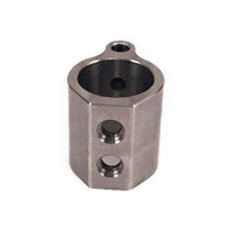 Stainless Steel Gas Block .750 DIA