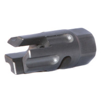 Titanium Muzzle Brake/Flash Hider