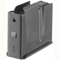 Ruger Scout/Precision Rifle 5 RD BLK Magazine