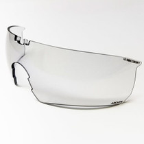 The P11 lens is a photochromic lens that will vary the darkness of tint from 71% to 11% Visible Light Transmission (VLT), depending on the ambient conditions. The P16 lens is a photochromic lens that varies from 80%-15% VLT. The two lenses are indistinguishable when they are in the unactivated (lighter) state.