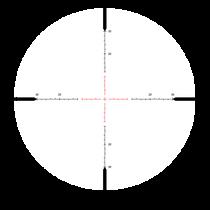 "Athlon Midas HMR ""Hunter"" Rifle Scopes"