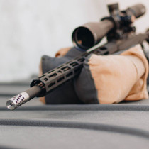 RPR Rimfire Bull Barrel Full Port Muzzle Brake
