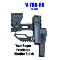 Vertical Tactical Adjustable Buttstock for the Ruger Precision Rimfire - V-TAB-RR
