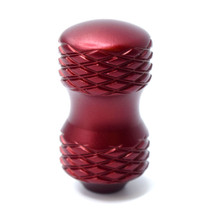 Red Little Bertha bolt knob