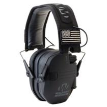 Walkers Razor Patriot Electronic Earmuff 23 dB Black