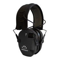 Walkers Razor X-TRM Electronic Polymer 23 dB Over the Head Black Ear Cups w/Black Band