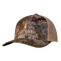 Kings Camo Snapback Hat in Desert Shadow