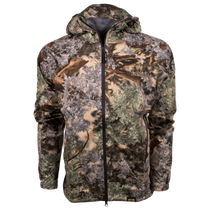 XKG Windstorm Rain Jacket in Desert Shadow