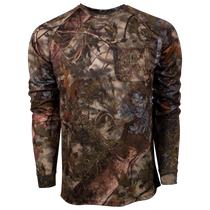 Hunter Series Long Sleeve Shirt in Mountain Shadow