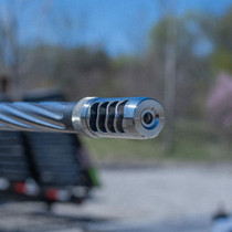 The Hellfire Match Self-Timing Muzzle Brake