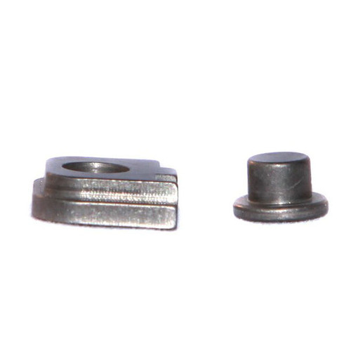 Glock 42 & 43 Titanium Slide Cover Plates With Tear Down Button