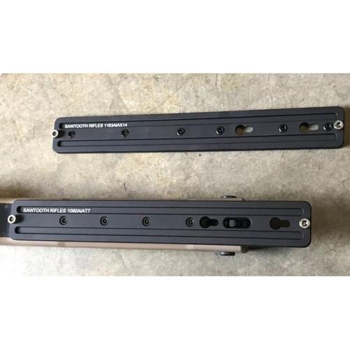 Sawtooth Rifles Forend Rail: Accuracy International