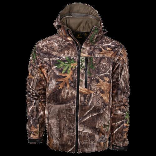 Wind-Defender Pro Fleece Jacket in Realtree Edge