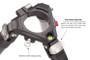 Leofoto LN-364C Systematic Gitzo Series 4 Carbon Fiber CF Legs